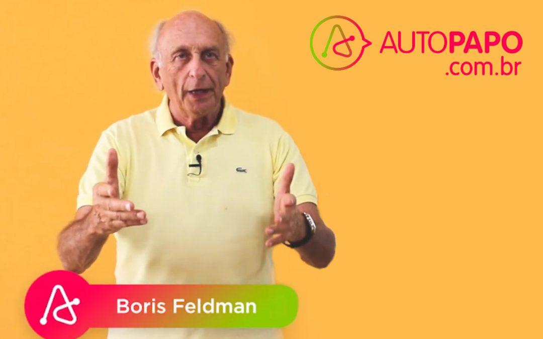 O jornalista Boris Feldman tinha razão